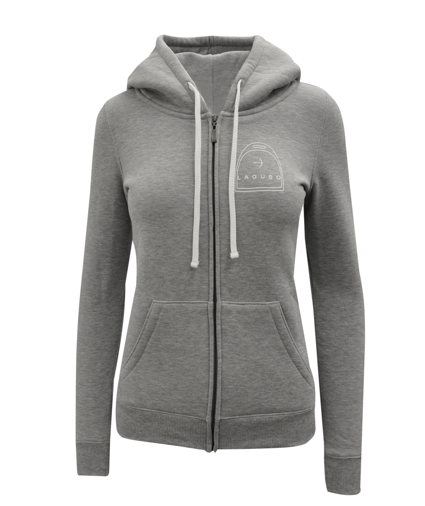 "Sweatjacke ""Debra"" Grey"