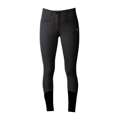 """Breeches """"Hope Grip Cell"""" Graphite"""