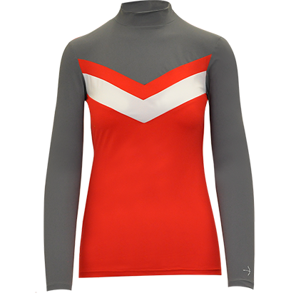 "Trainingsshirt ""Camalita"" Chilly-Red"