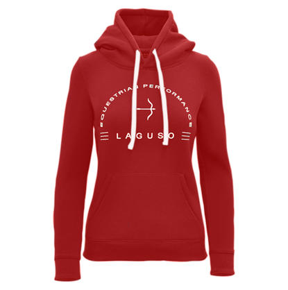 "Hoodie ""Tina"" Chilly Red"