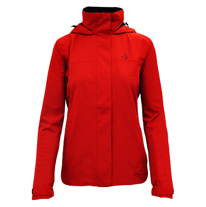 "Rainjacket ""Rouge"""