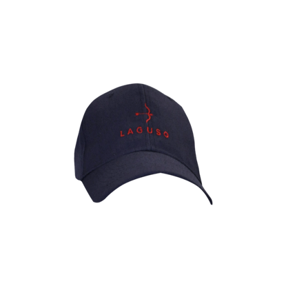 Laguso Cap Navy-Red