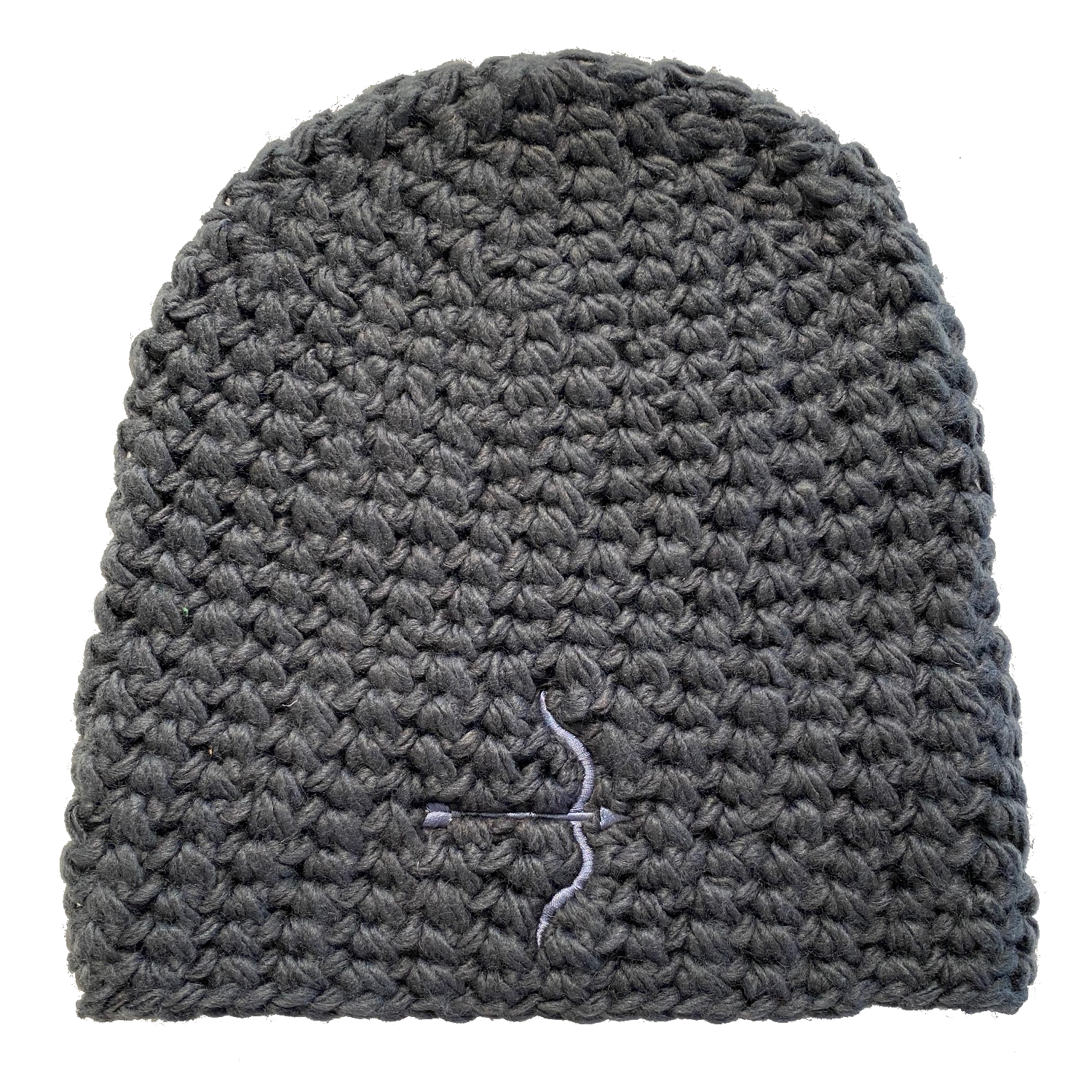 Beanie Oversized Charcol