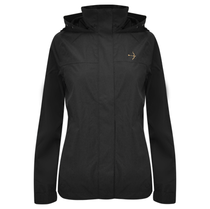"Rain Jacket ""Rouge Lady"" Nero"