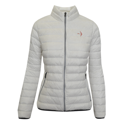 "Puffa Jacket ""Sophia"" Snow"
