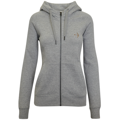 "Sweat jacket ""Steph"" Grey"